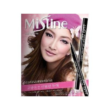 Korea Korean Mistine Cat Eyes Auto Magic Pen Eyeliner Black Color Sexy & Big Eye