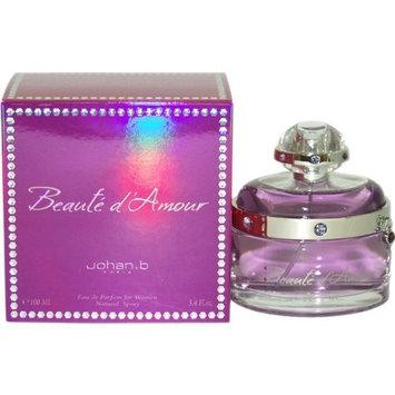 Beaute D'Amour by Johan B, 3.4 Ounce