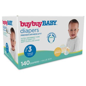 buybuy BABY 140-Count Size 3 Box Diapers