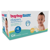 buybuy BABY 124-Count Size 4 Box Diapers