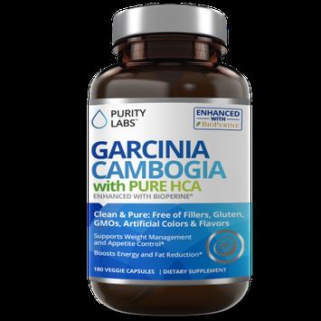 Purity Labs Garcinia Cambogia - 1
