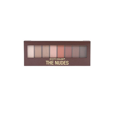 The Nudes Eyeshadow pallets