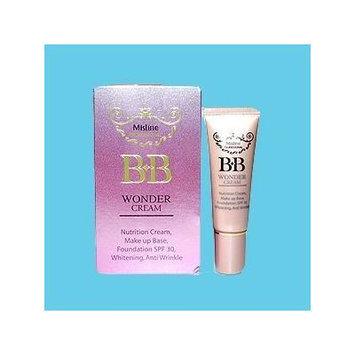 Mistine Bb Wonder Cream Make up Base Foundation Spf30 Whitening 15g