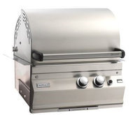 Fire Magic Legacy Stainless Steel Deluxe Island Grill Slide In - Natural