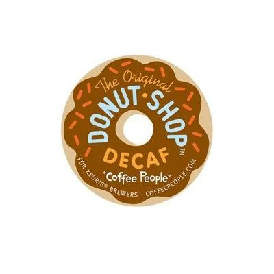 Donut Shop Decaf KCup Coffee 44 Count