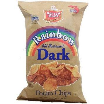 Better Made Rainbow, old fashioned dark potato chips, 12.5-oz. bag