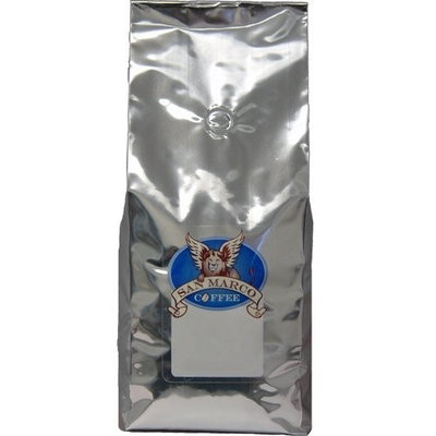 San Marco Coffee Flavored Ground Coffee, Rise and Shine, 2 Pound [Rise & Shine]
