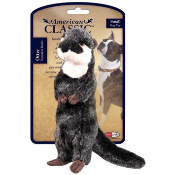 Jakks Pacific American Classic Otter Small Dog Toy