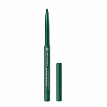 Brand New Yves Rocher Waterproof Eyeliner Pencil in Green