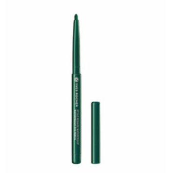 Brand New Yves Rocher Waterproof Eyeliner Pencil in Green