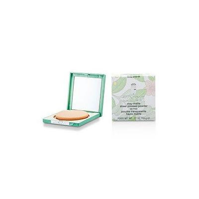 CLINIQUE by Clinique - WOMEN - Stay Matte Powder Oil Free - No. 10 Stay Amber --7.6g/0.27oz