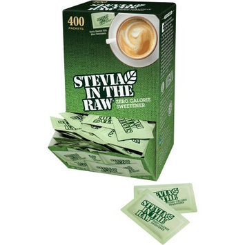 Sugar In The Raw Stevia in the Raw Zero Calorie Sweetener, 400 count, 14.10 oz