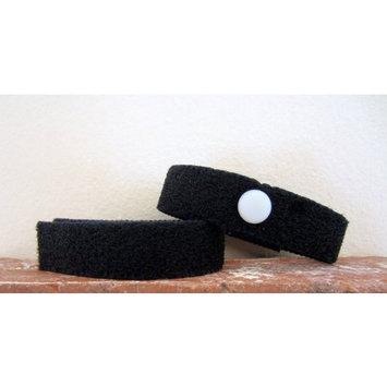 Black Motion Sickness Wristbands small/child size []