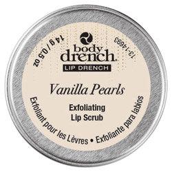 Body Drench Lip Drench Exfoliating Lip Scrub Vanilla Pearls