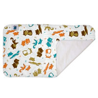 Planet Wise Designer Changing Pad in Foxtrot