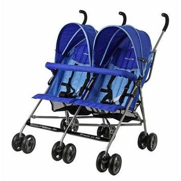 Dream On Me Twin Umbrella Stroller