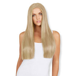 Leyla Milani Clip-In Highlighted Hair Extension 20-inch Mixed Blonde