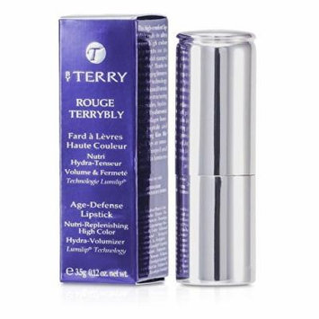 By Terry Rouge Terrybly Age Defense Lipstick, #201 Terrific, 0.12 Ounce