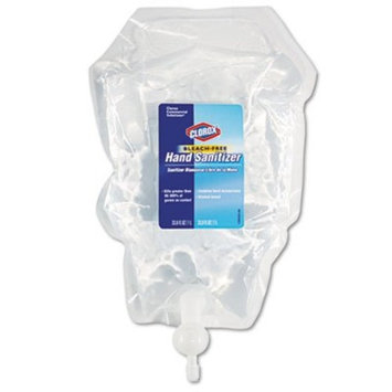 Unscented Moisturizing Hand Sanitizer Spray Refill, 1000mL Bag, Sold as 1 Each
