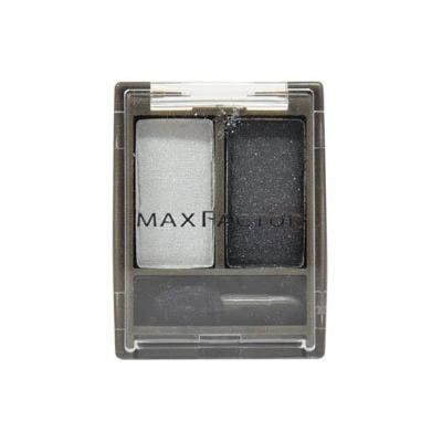 Colour Perfection Duo Eye Shadow - # 470 Star-Studded Black by Max Factor for Women - 1 Pc Eye Shadow