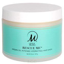 Leyla Milani Rescue Me Argan Oil Intense Hydrating Hair Mask 8 oz