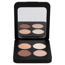 Youngblood Mineral Cosmetics Pressed Eyeshadow Quads City Chic