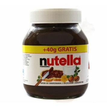 Ferrero Nutella Hazelnut and Chocolate Spread (630g/23.6oz)