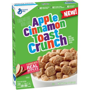 Apple Cinnamon Toast Crunch Cereal