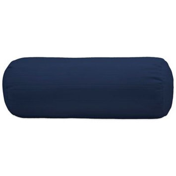 Bedding Essentials Cotton Dobby Neckroll Pillow Protector