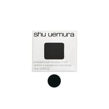 Shu Uemura Pressed Eye Shadow, Black (refill), 0.049 Ounce