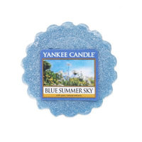 Yankee Candle Blue Summer Sky Tarts Wax Melt