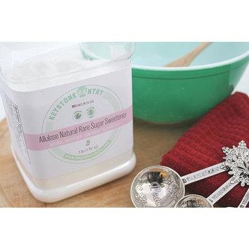 Keystone Pantry Non-GMO Allulose Natural Rare Sugar Sweetener 3-Lb Jar [Allulose Natural Rare Sugar Sweetener 3-Lb Jar]
