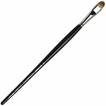 da Vinci Cosmetics Series 9620 Professional Eyeshadow Brush, Russian Red Sable, Size 14, 14.2 Gram