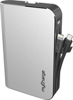 Mycharge - Hubmax 10050 Mah Portable Charger - Gray