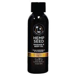 Glow massage oil - 3 oz skinny dip