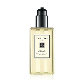 in Box Jo Malone London Peony & Blush Suede Body and Hand Wash/Shower Gel 8.5 oz [Peony & Blush Suede]