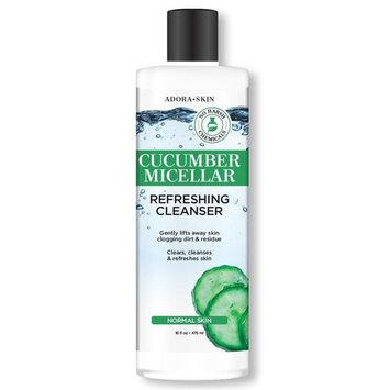 Adora Skin Cucumber Refreshing Micellar Water 16oz / 475ml