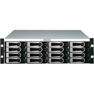 Promise Technology Vtj630Ss - Promise Vtrak Jx30 Hard Drive Array - Raid Supported - 16 X Total Bays - 3U Rack-Mountable
