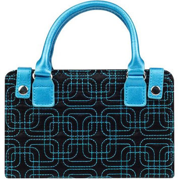 PowerA DSi Quilted Tote Teal/Black