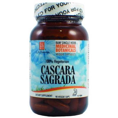 L A Naturals Cascara Raw Herb 90 VGC