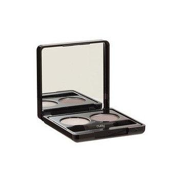 Nvey Eco Powder Eye Shadow Compact Duo Natural Eco Chic