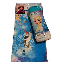 Disney Frozen Body Wash Frosted Berry with Matching Washcloth Set