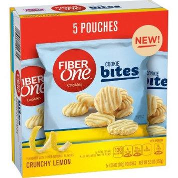 Fiber One Crunchy Lemon Cookie Bites - 5.3oz
