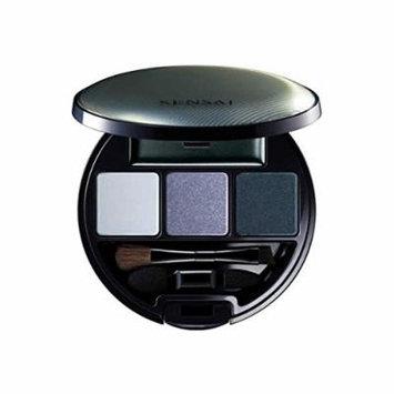 Kanebo Sensai Eye Shadow Palette (3 Shades & Eyeliner) - # ES 12 Yomogi 4.5g/0.15oz