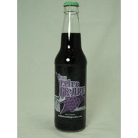 Retro Soda Sweetened with Pure Cane Sugar 12oz Glass Bottles (Pack of 24) (Dublin Retro Grape Soda)
