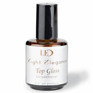 Light Elegance Top Gloss - 0.5oz / 15g