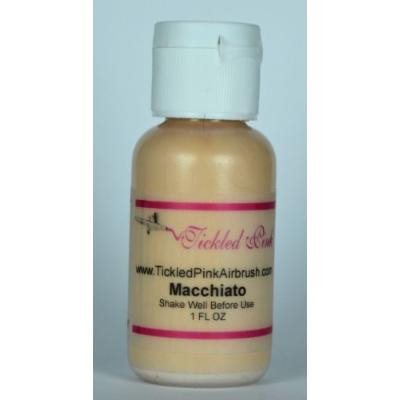Tickled Pink Airbrush Aloe Foundation - Macchiato (4OZ)
