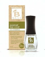 Barielle Everlast Top Coat with Vitamin E .45 oz. (Pack of 2)