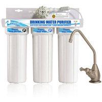 Pelican Water Drinking Water Purifier, White