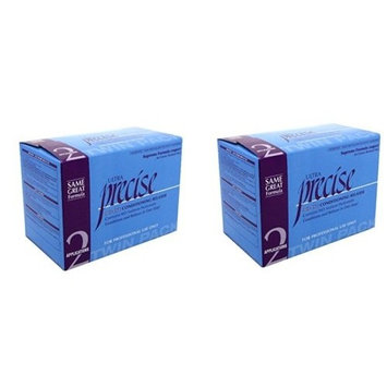 [ LIMITED 2 PACK] PRECISE ULTRA NO-LYE CONDITIONING RELAXER SUPER 2 APPLICATION: Beauty
